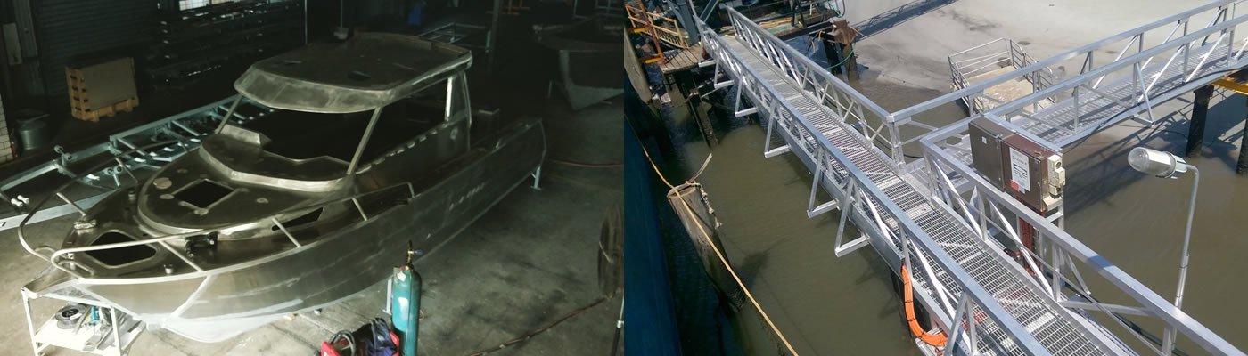 Aluminium Boat Builder Brisbane