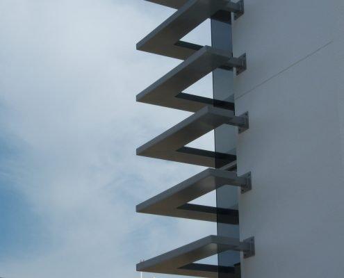 fabricated corner